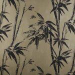 Papel de Parede Bambu Preto Kapa KP0403A