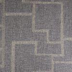 Papel de Parede com PVC e Relevo Abstrato Cinza Kapa KP1009C